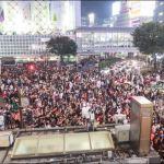 渋谷,ハロウィン,2018,着替え,場所,コインロッカー,トイレ,どこ