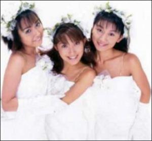 立川志らくの嫁の酒井莉加のアイドル時代の画像