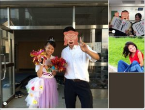 今田美桜の高校卒アル画像