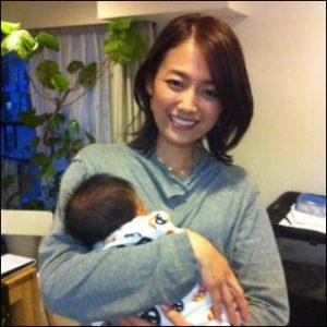 三田佳子の長男森宮隆の妻の画像