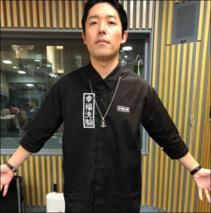 中田敦彦とプロデュースしたTシャツの画像