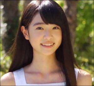高橋ひかるの全日本国民的美少女コンテストでグランプリを獲った時の可愛い画像