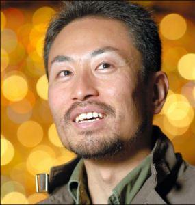 安田純平のヒゲがない画像