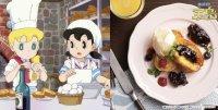 【のび太の宝島】映画内でセーラとしずかちゃんが一緒に作ったフレンチトーストのレシピが公開!!