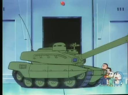 のび太の宇宙小戦争 スネ夫 戦車