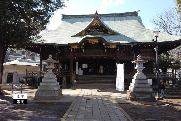 【東京//豐島】都電荒川線-讓人感到心靈寧靜的「鬼子母神堂」