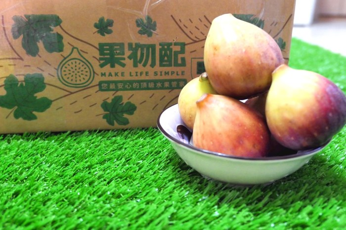 【果物配】嚴選   水果管家推薦有機新鮮無花果 / 產地直送