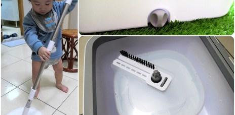 大掃除工具推薦   【SWOL雙水箱旋轉拖把】讓打掃變簡單 連鐵雄都會拖地
