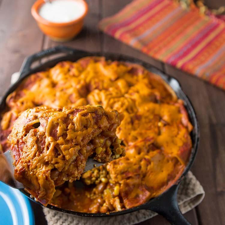 18 Delicious Vegan Enchiladas « Dora's Table