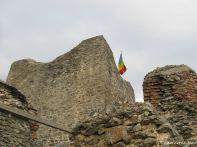 Detaliu - Cetatea Poenari 2