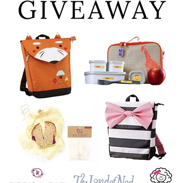 GIVEAWAYHow is it already Back to School time? Never fearhellip
