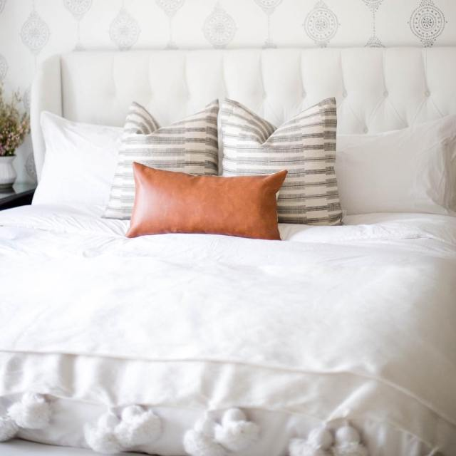 When we revamped our Master Bedroom with annkinteriors we swappedhellip