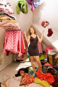 How to take control of your closet