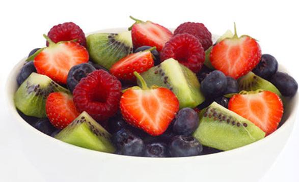 bowl of fruit 2
