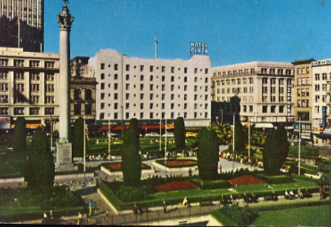 hotel plaza s. francisco