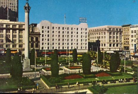 hotel plaza s. francisco