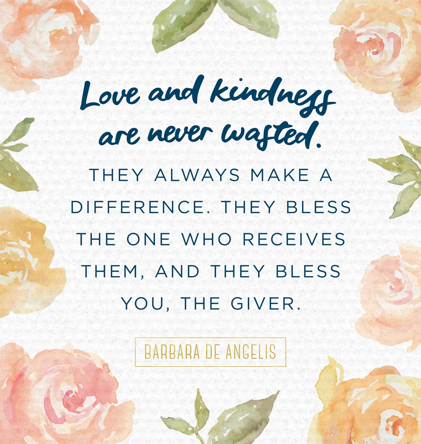 Kindness Is A Passport