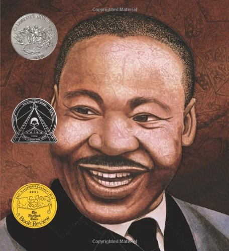 Martin's Big Words: The Life of Martin Luther King Jr.