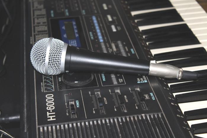 Vocal+Karaoke training+Computer song recording 丹田发音+卡拉歌唱训练+电脑录音