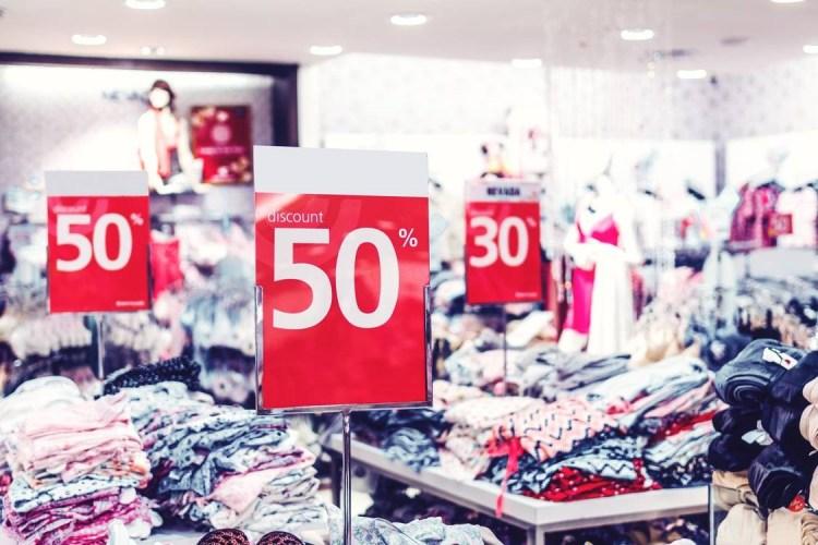 Ar verta pirkti drabužius išparduotuvėse?