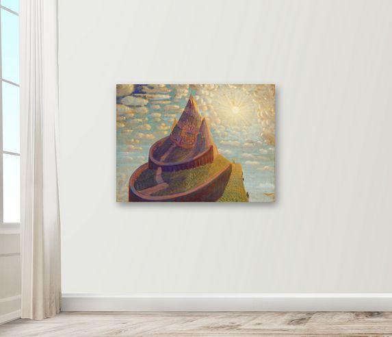 Mikalojus Konstantinas Čiurlionis ir jo paveikslai