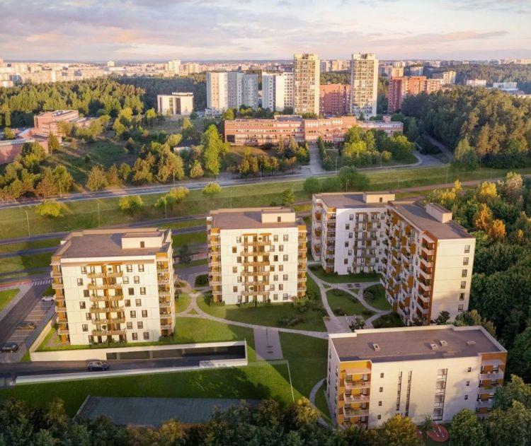 Parduodami nauji butai Vilniuje: kaip pasirinkti?