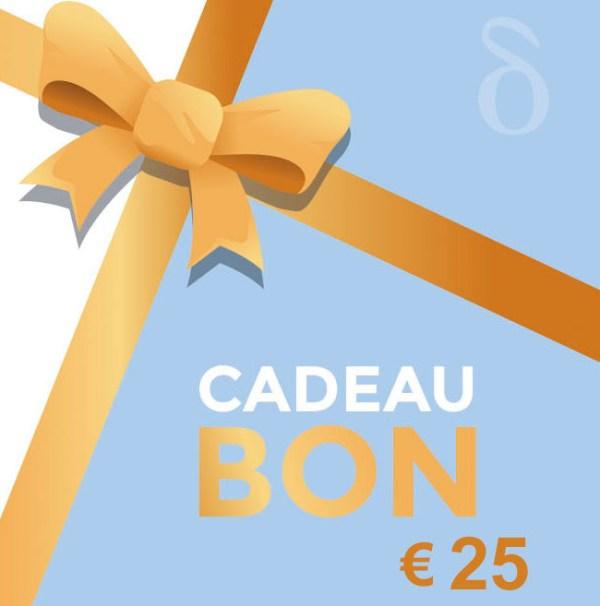 Cadeaubon Dorette Overveen € 25