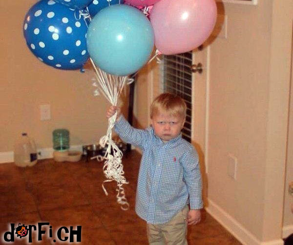 Ich hasse Ballons!
