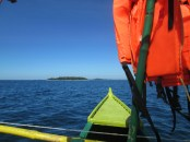Fahrt nach Potipot Island