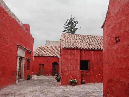 Arequipa, Kloster S.Catalina