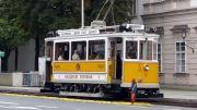 Die Gelbe Elektrische in Salzburg