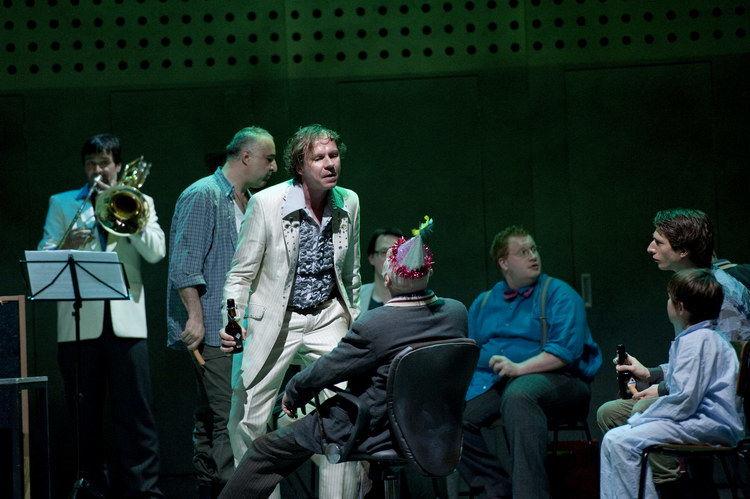Hubert Wild und Chor