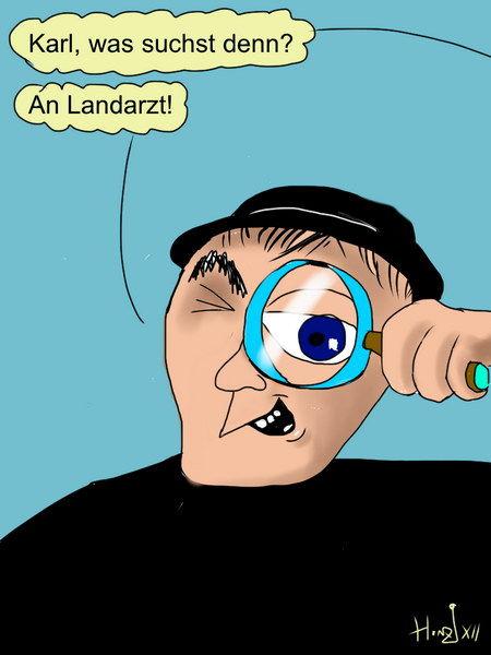 Cartoon by Honzi