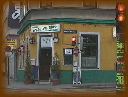 Traditionelles Wiener Vorstadtgasthaus
