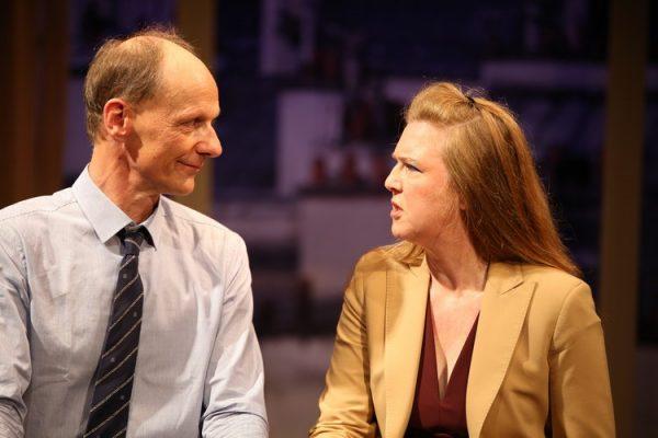 Olaf Salzer (Xavier), Susanne Wende (Delphine)