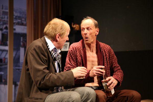 Harald Fröhlich (Bob), Olaf Salzer (Xavier)