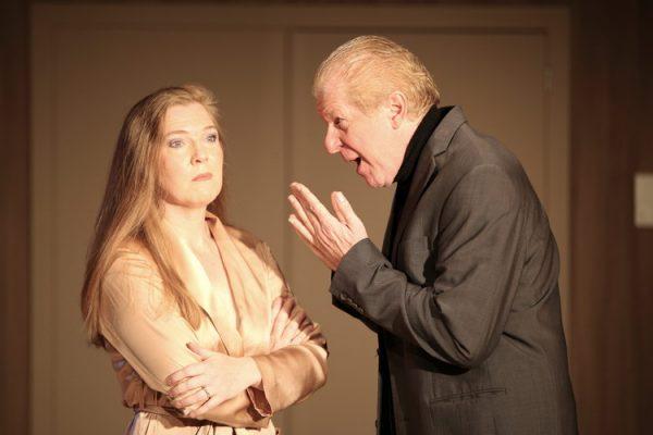 Susanne Wende (Delphine), Harald Fröhlich (Bob)