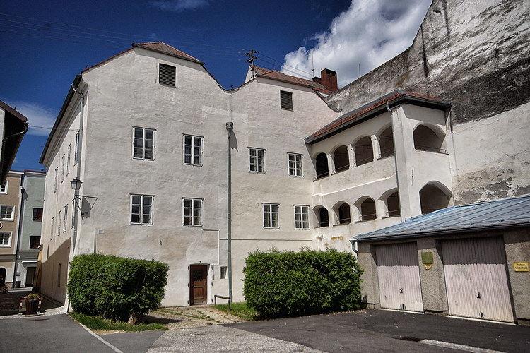 Hitlerhaus, Braunau