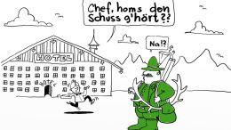 Cartoon by seli