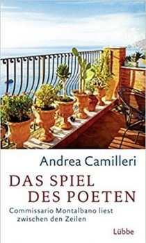 Andrea Camilleri: Das Spiel des Poeten