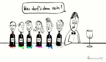 Wahl in der Stadt Salzburg