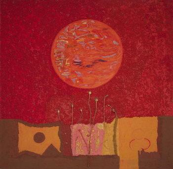 Mohnsonne von Christine Smaczny