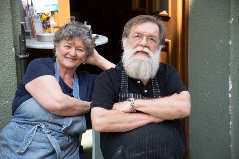 Jasmin und Walter