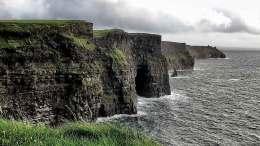 Cliffs of Mogher   Fotos: Rebecca Schönleitner