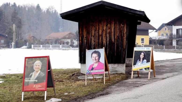 Wahlen 2019 in Lamprechtshausen