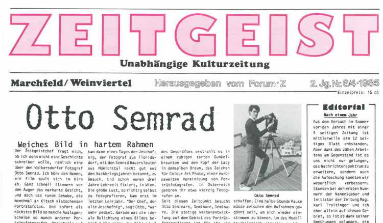 Zeitgeist 4-1985