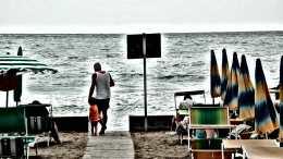 Badeurlaub an der Adria