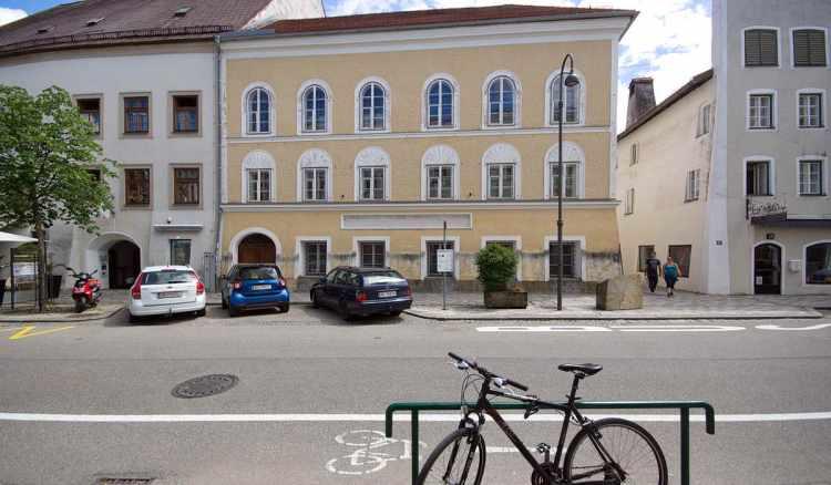 Braunau am Inn,Hitlerhaus