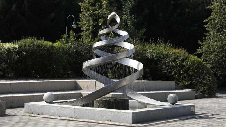 Gemeindebrunnen Göming Günter Veichtlbauer