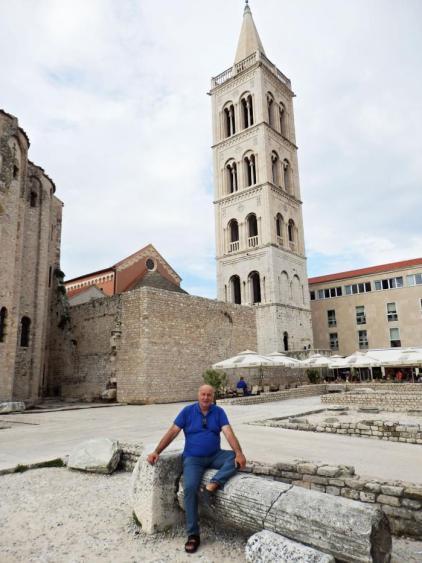 Zadar - Ausgrabungen